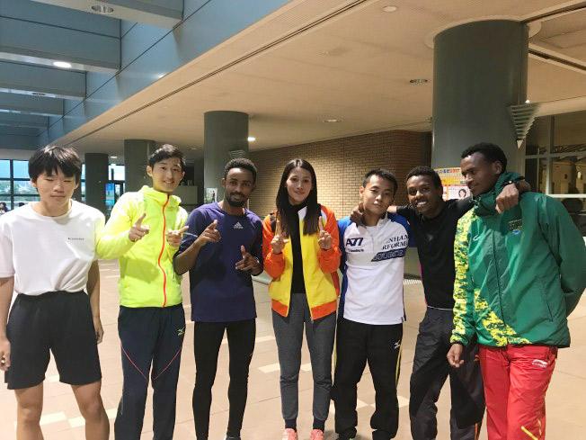 エリトリア、ブータンから新しい留学生が来日