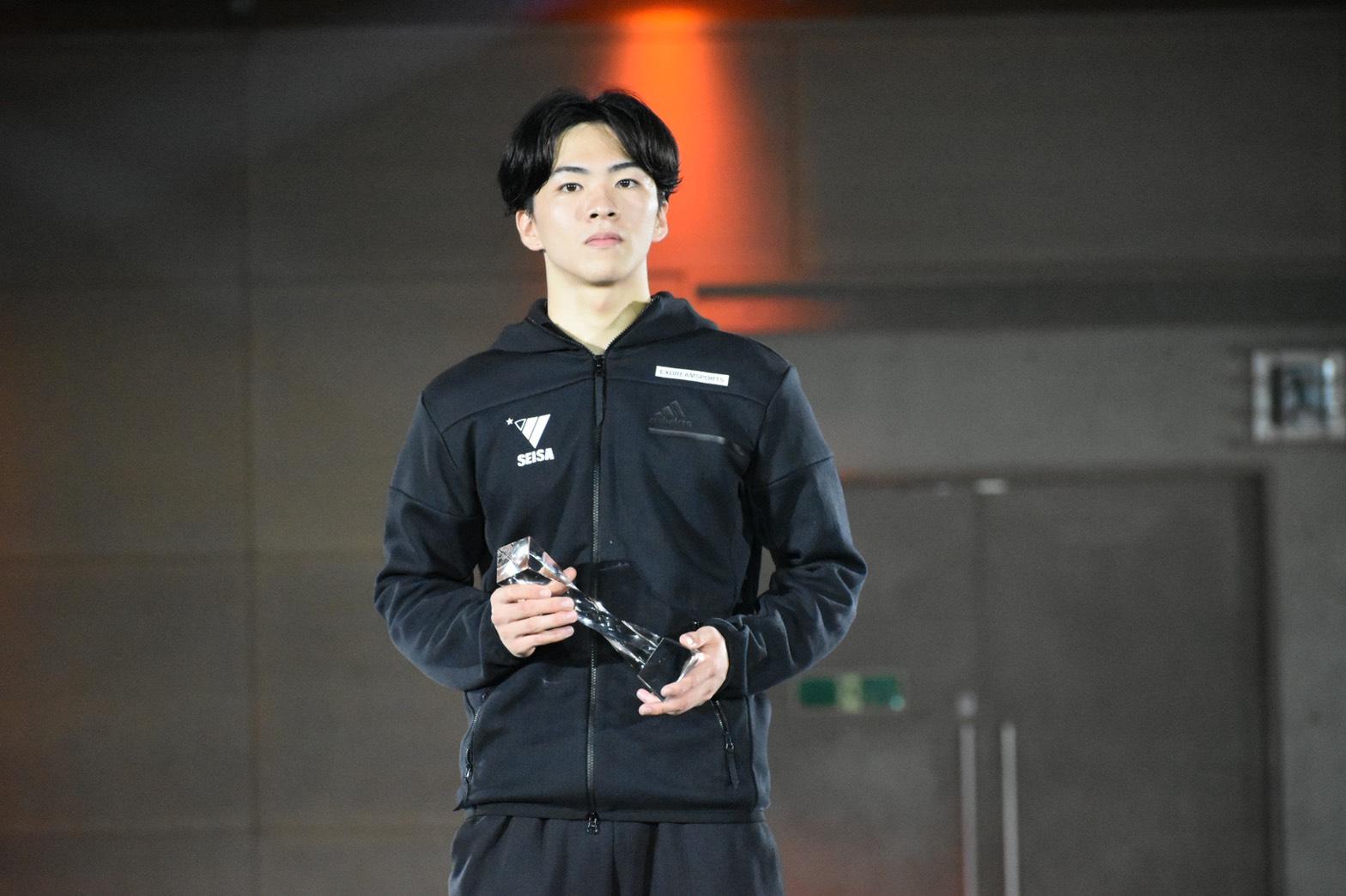 【速報】フェンシング小久保真旺、二冠達成!