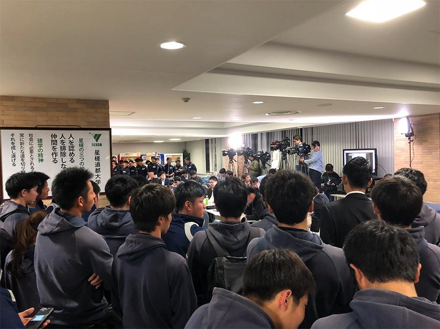 福田投手(星槎道都大学)日ハム7位指名!3