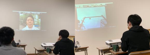星槎オンライン授業風景2