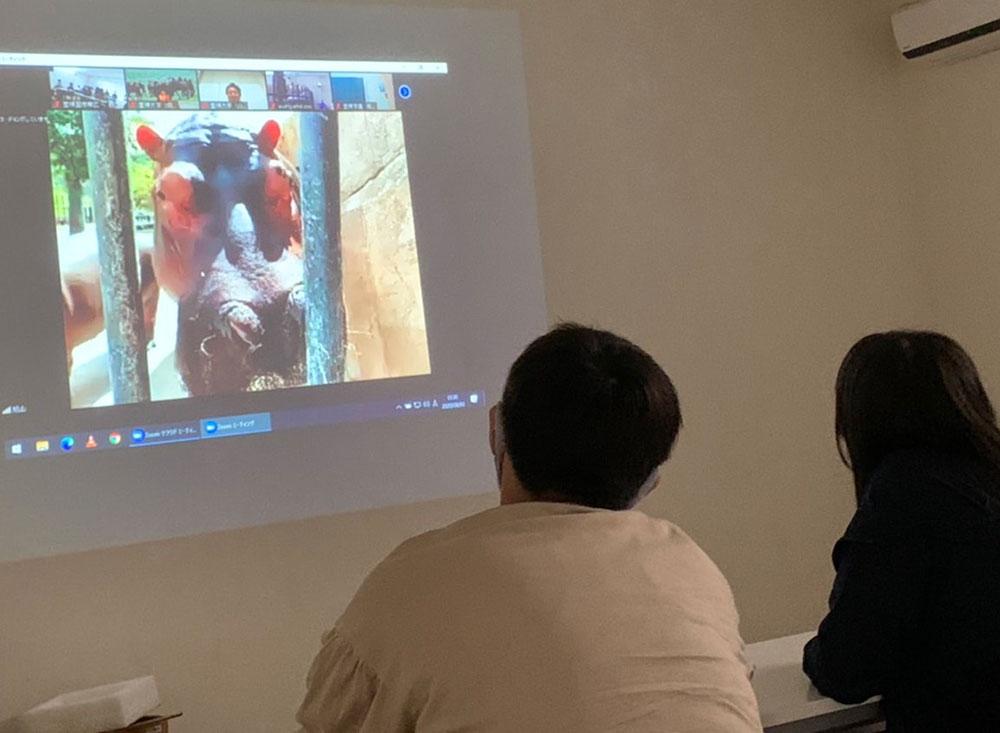 中高大連携特別授業「動物から学ぶいのち」シリーズ第2弾開催3