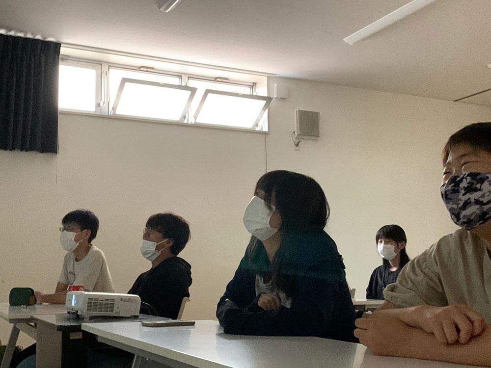 中高大連携特別授業「動物から学ぶいのち」シリーズ第2弾開催4
