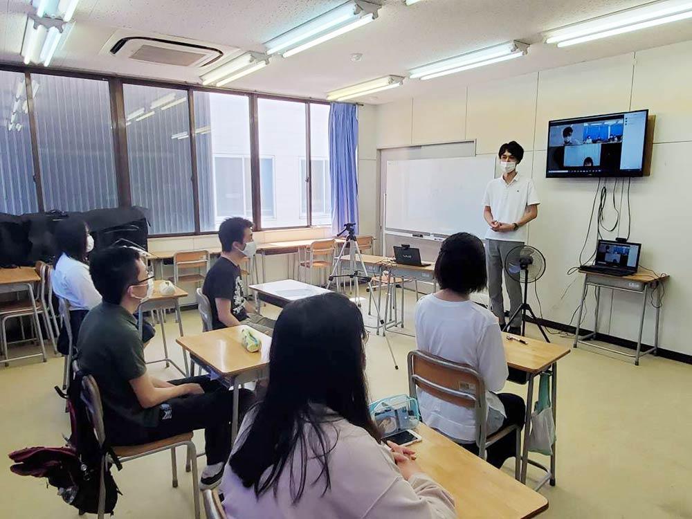 「受験対策ゼミ」夏期特別プログラム第1弾(@星槎国際浜松)3