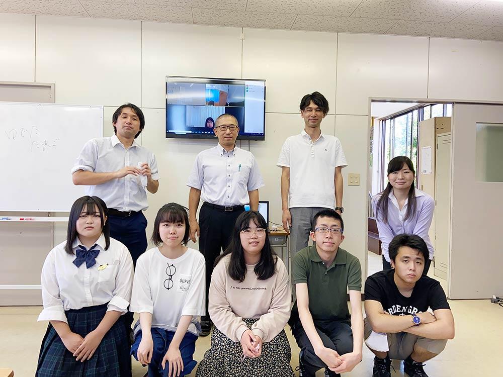 「受験対策ゼミ」夏期特別プログラム第1弾(@星槎国際浜松)4