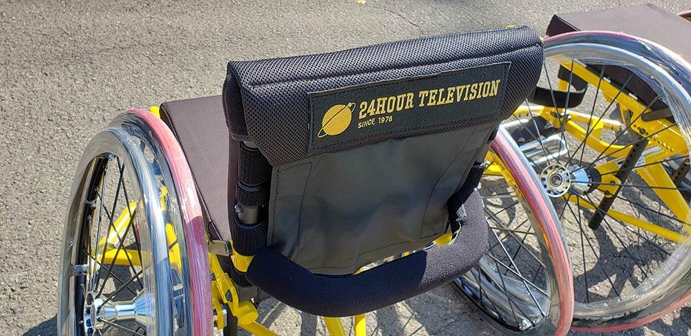 ブータンのパラアスリート支援にバスケ用車いすを受贈2