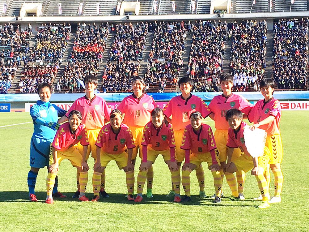 星槎国際湘南 女子サッカー部 第27回全日本高等学校女子サッカー選手権大会 初優勝!1